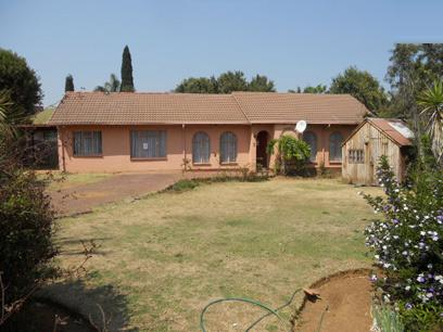 Standard Bank Repossessed 3 Bedroom House for Sale on online auction in Benoni - MR74451