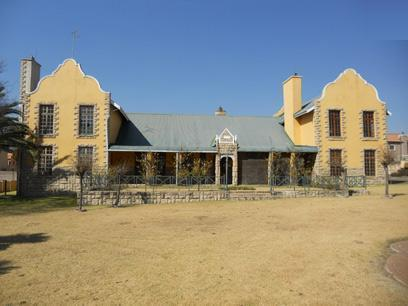 Standard Bank Repossessed 4 Bedroom House on online auction in Rynfield - MR74453