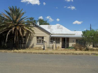 Standard Bank Repossessed 4 Bedroom House for Sale on online auction in Brandfort - MR75456