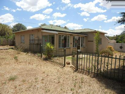 Standard Bank Repossessed 3 Bedroom House for Sale on online auction in Brandfort - MR75457