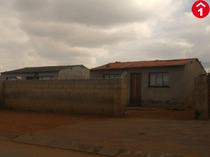 Standard Bank Repossessed 2 Bedroom House for Sale on online auction in Katlehong - MR75459
