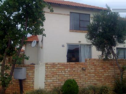 2 Bedroom Duplex for Sale For Sale in Celtisdal - Private Sale - MR77531