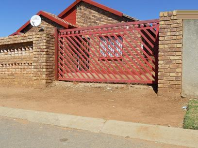 Standard Bank EasySell 3 Bedroom House For Sale in Daveyton - MR78529