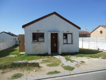 Standard Bank Repossessed 2 Bedroom House For Sale In