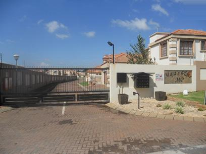 Standard Bank Repossessed 3 Bedroom House For Sale in Rynfield - MR80450