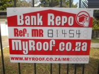 Sales Board of property in Westville