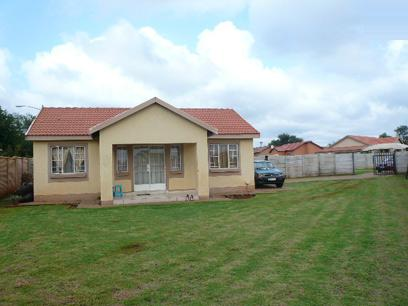 Standard Bank Repossessed 3 Bedroom House For Sale in The Orchards - MR81465