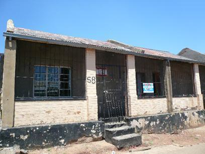 Standard Bank Repossessed 4 Bedroom House for Sale on online auction in Newclare - MR85456