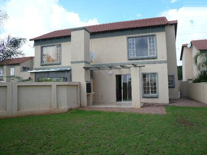 Standard Bank Repossessed 2 Bedroom Duplex on online auction in Annlin - MR87454