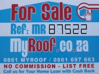 Sales Board of property in Bellville