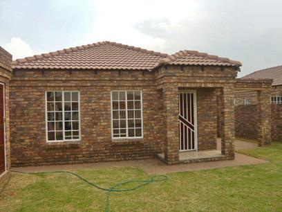 3 Bedroom Simplex For Sale in Benoni - Home Sell - MR92326