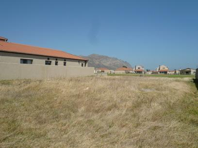 Standard Bank Repossessed Land for Sale on online auction in Gordons Bay - MR92455