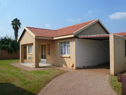 Standard Bank Repossessed 3 Bedroom House For Sale in The Orchards - MR93457
