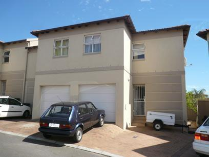 3 Bedroom Duplex for Sale For Sale in Protea Hoogte - Private Sale - MR96530