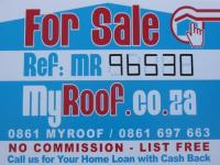 Sales Board of property in Protea Hoogte